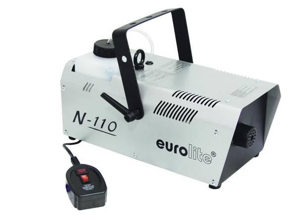 Eurolite N-110, 1000W røykmaskin
