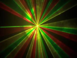 Bilde av Laserworld EL-200 RGY