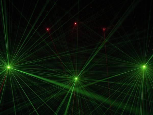 EUROLITE LED FE-1750 Hybrid Laser Flower, discolys med LED Flowe